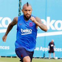El DT de Barcelona