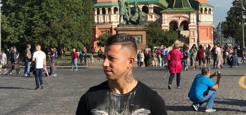 La acción de Leo Valencia