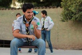 joven scout