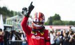 Charles Leclerc GP Bélgica