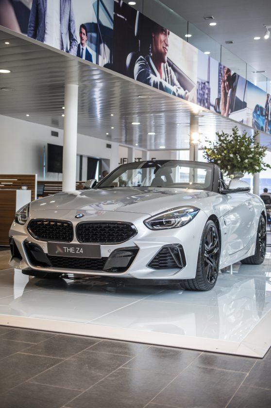 Presentación BMW Z4 Chile