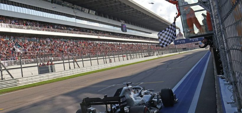 Hamilton GP de Rusia
