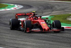 Leclerc GP Italia Monza Ferrari
