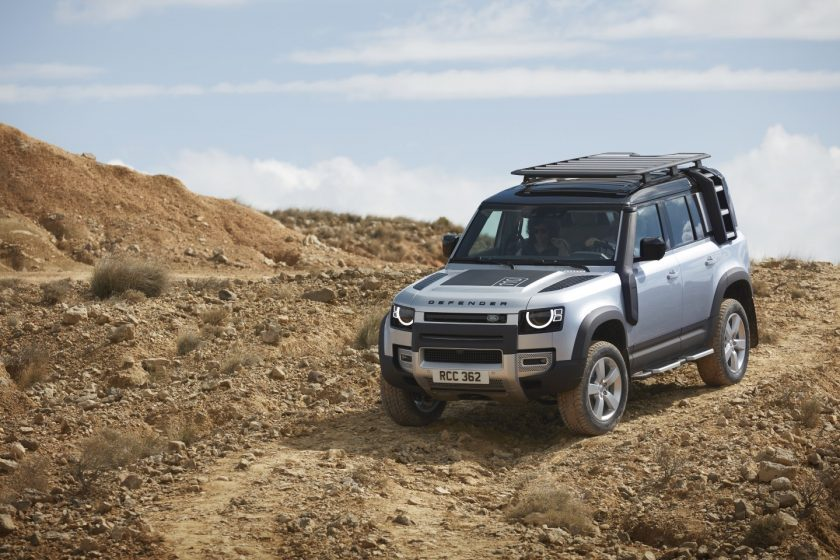 Land Rover 2020 Defender