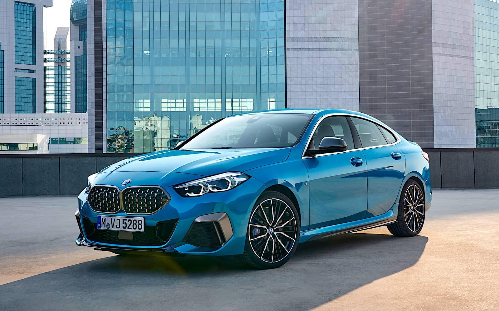 BMW presentó su Serie 2 Gran Coupe y no sabemos qué pensar ...