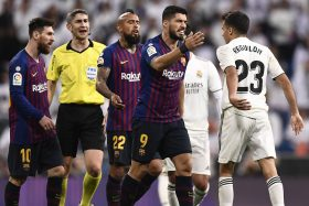 Clásico Barcelona-Real Madrid