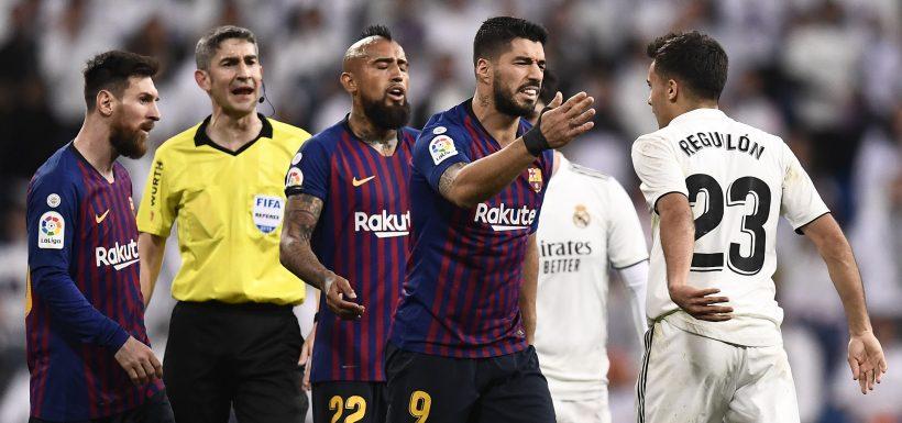 Clásico Barcelona-Real Madrid