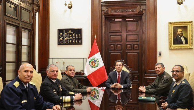 Crisis total en Perú