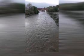El agua vuelve a zonas de sequía