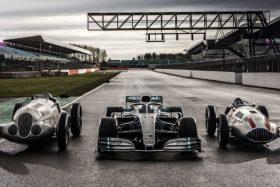 100 victorias Mercedes Fórmula 1