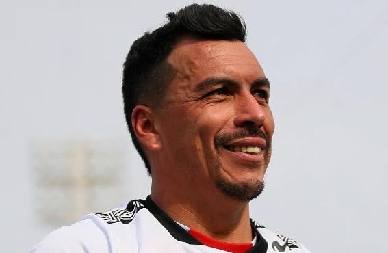 relato del gol de Esteban Paredes