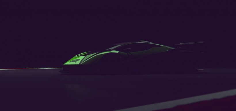 Lamborghini hiperauto