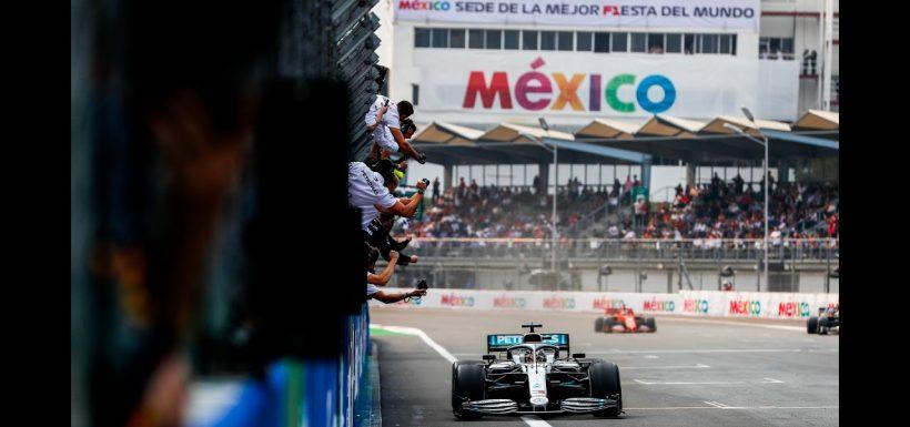 Hamilton GP de México