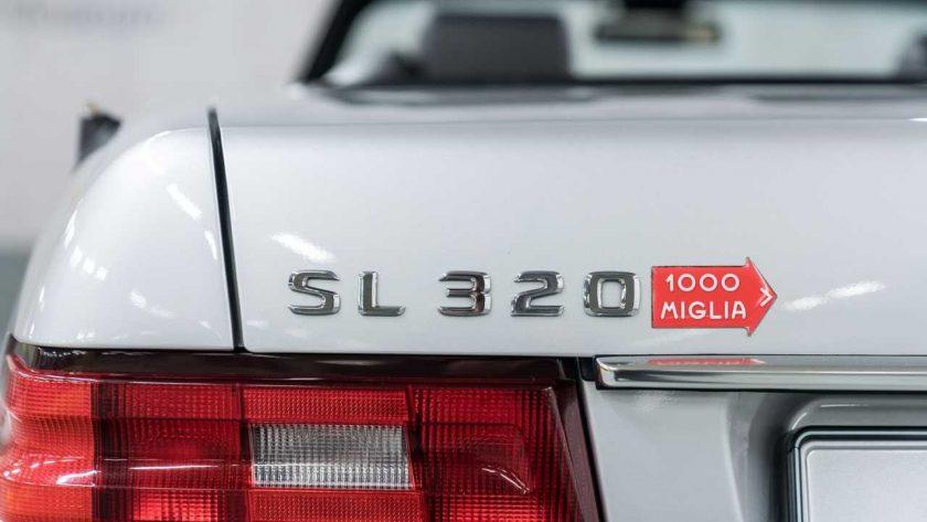 Mercedes-Benz SL 320 Mille Miglia Edition