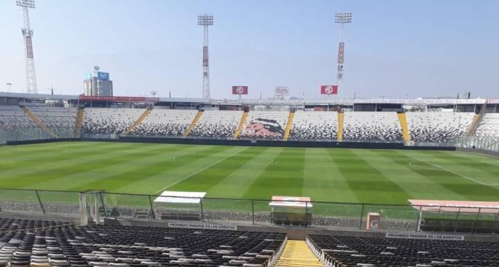 remodelación del Estadio Monumental