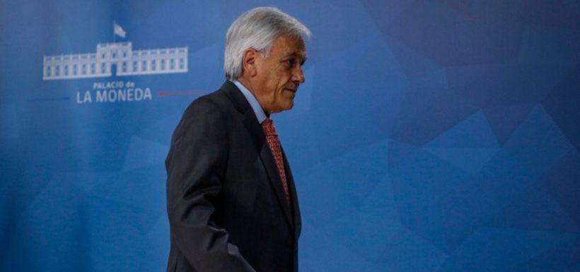 tibios anuncios de Piñera