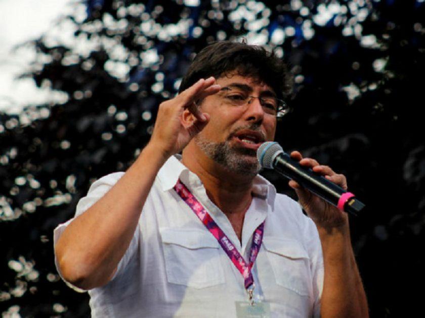 """Daniel Jadue planea instauran el primer """"Gobierno Popular"""" en Chile."""