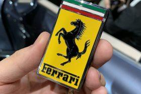 nueva llave Ferrari