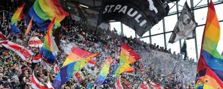 Hinchada del St. Pauli