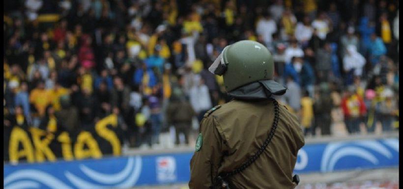 Hinchadas del fútbol chileno