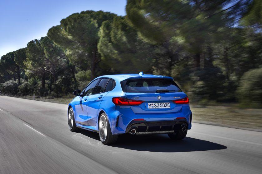 Nuevo BMW Serie 1