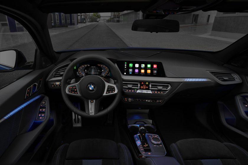Nuevo BMW Serie 1 interior