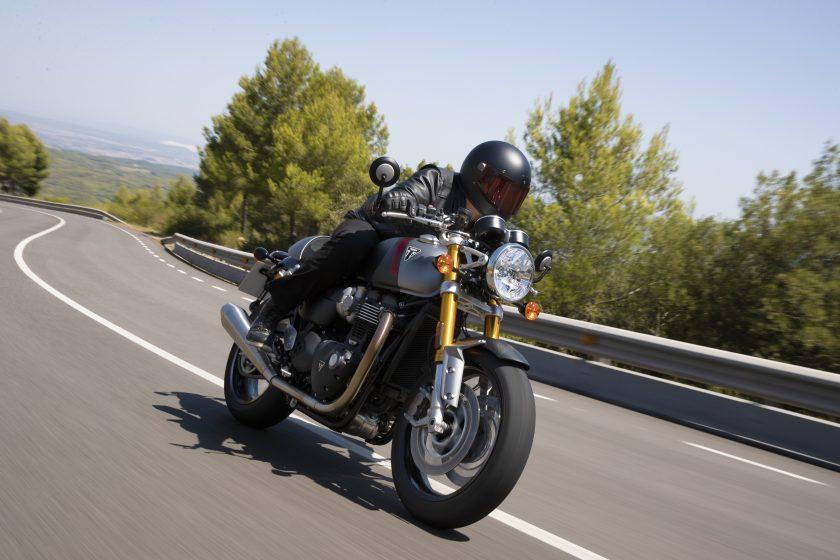 Triumph Truxter RS