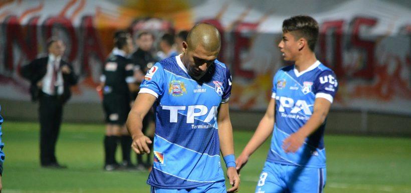 jugadores de San Marcos de Arica