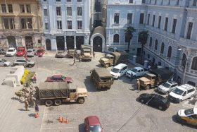 personal militar Valparaíso