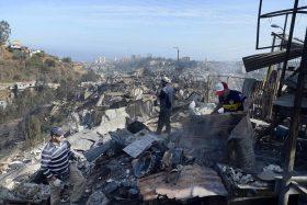 Damnificados de Valparaíso