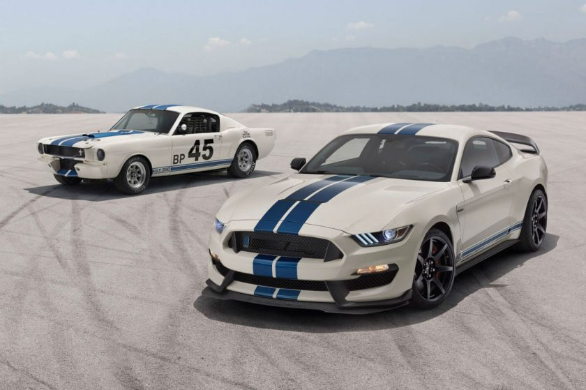 Shelby GT350 Heritage Package