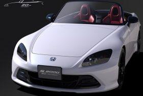 Honda S2000 prototype