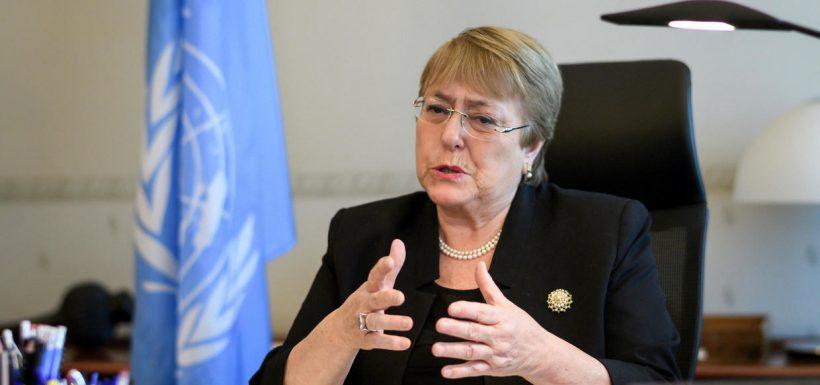Informe de Bachelet