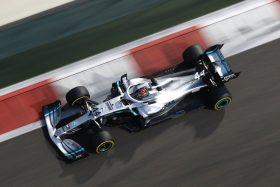 Hamilton ganó el GP de Abu Dhabi