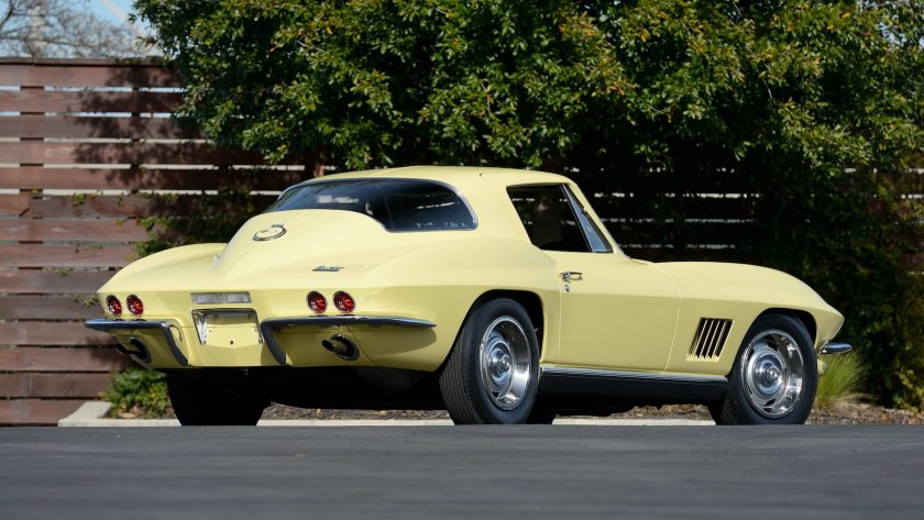 Corvette vale más que Bugatti