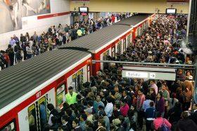 No hay transporte público