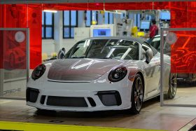 Último Porsche 991