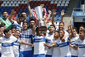 programación oficial de la UC en Copa Libertadores