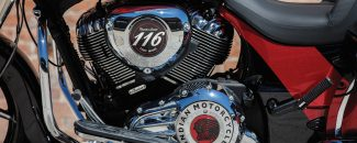 Motor Indian Thunder Stroke 116