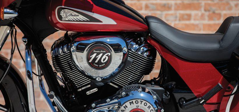 Motor Indian Thunder Stroke 116