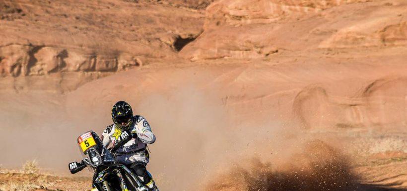 Pablo Quintanilla 5ª fecha Dakar 2020