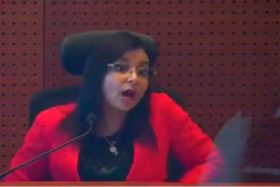 jueza Andrea Acevedo