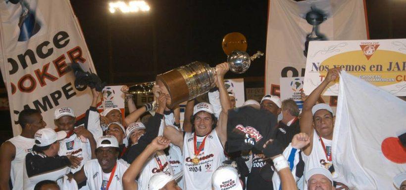 Campeón de Copa Libertadores