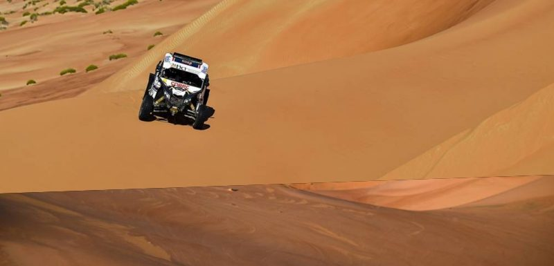 Chilenos Dakar