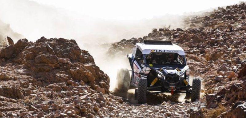Lopez Casale Dakar 2020 2 etapa