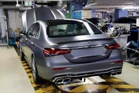 2021 Mercedes-AMG E63