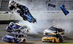 accidente NASCAR