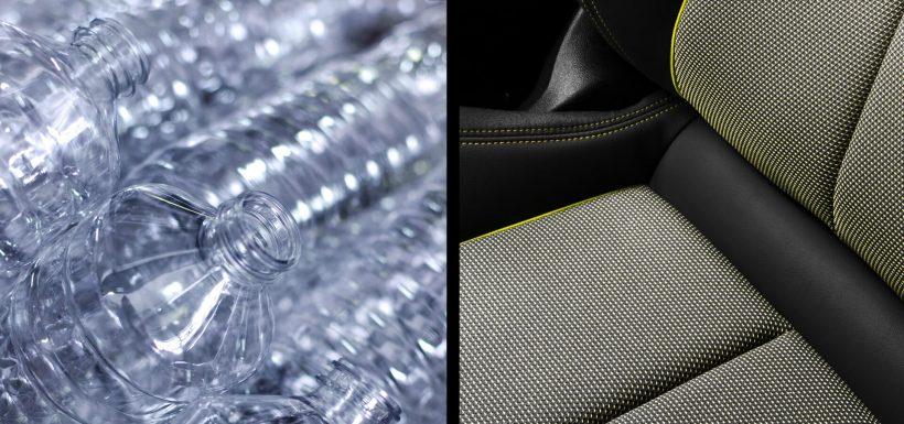 Audi A3 asientos reciclados