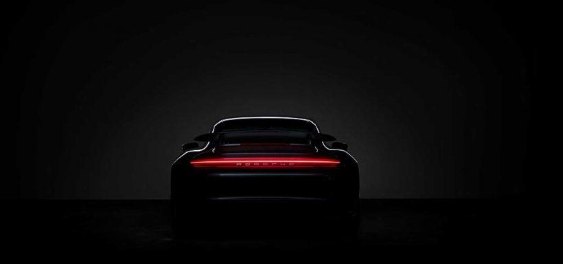 presentación nuevo porsche 911 turbo 992