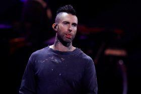 Adam Levine de Maroon 5